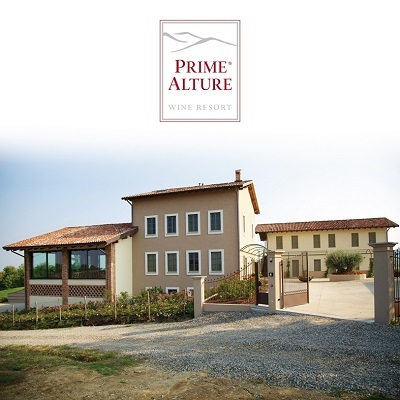 Location matrimonio in oltrepò pavese Wine resort Prime Alture